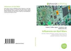 Capa do livro de Influences on Karl Marx