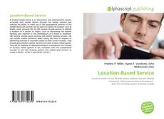 Buchcover von Location-Based Service