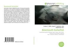 Обложка Bowmouth Guitarfish