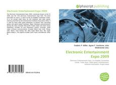 Bookcover of Electronic Entertainment Expo 2009
