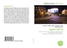 Bookcover of Jaguar XJR-15