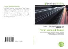 Bookcover of Ferrari Lampredi Engine