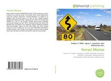 Bookcover of Ferrari Monza