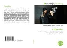 Bookcover of Cuban Five