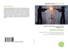 Bookcover of Battle of Badr