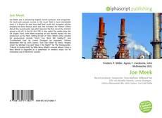 Bookcover of Joe Meek