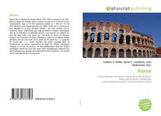 Bookcover of Rome