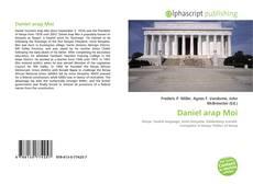Copertina di Daniel arap Moi