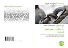 Bookcover of Japanese battleship Haruna