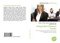 Bookcover of Independent Software Vendor