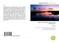 Bookcover of Eau