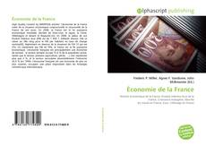 Couverture de Économie de la France