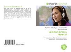 Copertina di Communications Protocol