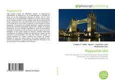Bookcover of Royaume-Uni