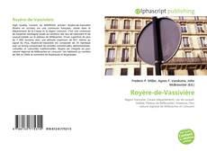 Обложка Royère-de-Vassivière