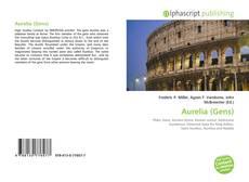 Couverture de Aurelia (Gens)