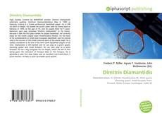 Portada del libro de Dimitris Diamantidis