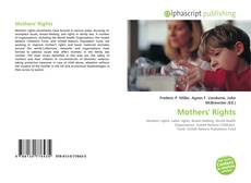 Bookcover of Mothers' Rights