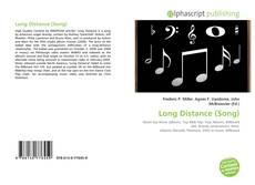 Portada del libro de Long Distance (Song)