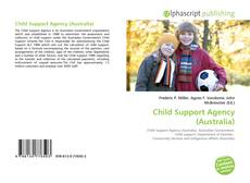 Bookcover of Child Support Agency (Australia)