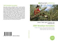 Bookcover of 2007 Brooklyn tornadoes