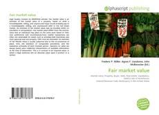 Borítókép a  Fair market value - hoz