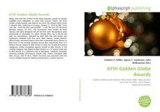 Bookcover of 67th Golden Globe Awards