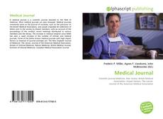 Bookcover of Medical Journal