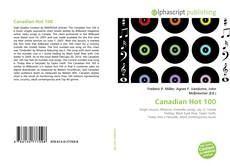 Bookcover of Canadian Hot 100