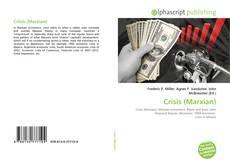 Couverture de Crisis (Marxian)