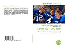 Bookcover of Cornell 100+ MPG Team