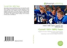 Обложка Cornell 100+ MPG Team