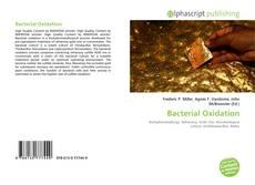 Bacterial Oxidation kitap kapağı
