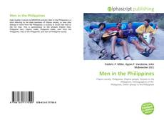 Buchcover von Men in the Philippines