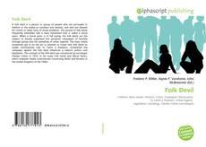 Bookcover of Folk Devil