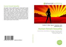 Human Female Sexuality的封面