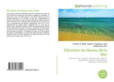 Capa do livro de Élévation du Niveau de la Mer
