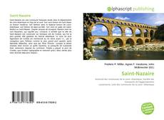 Bookcover of Saint-Nazaire
