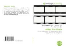 Capa do livro de ABBA: The Movie