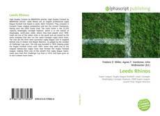 Bookcover of Leeds Rhinos