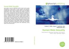Buchcover von Human Male Sexuality