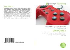 Bookcover of Dino Crisis 2