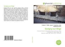 Savigny-sur-Orge的封面
