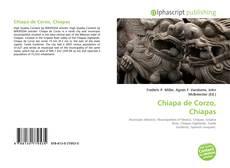 Обложка Chiapa de Corzo, Chiapas