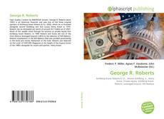 Capa do livro de George R. Roberts