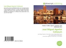 Bookcover of José Miguel Agrelot Coliseum