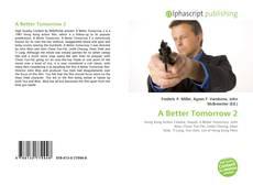 A Better Tomorrow 2 kitap kapağı