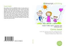 Copertina di Comic book