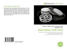 Borítókép a  Black Widow (1987 Film) - hoz