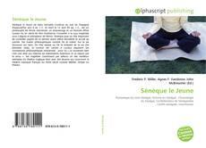 Portada del libro de Sénèque le Jeune